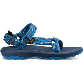 Teva Hurricane XLT 2 Sandalen Kinderen blauw